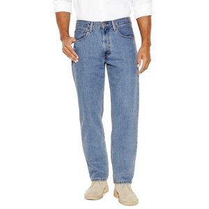 NWT. Levi's Men's 550 Relaxed Fit Jeans